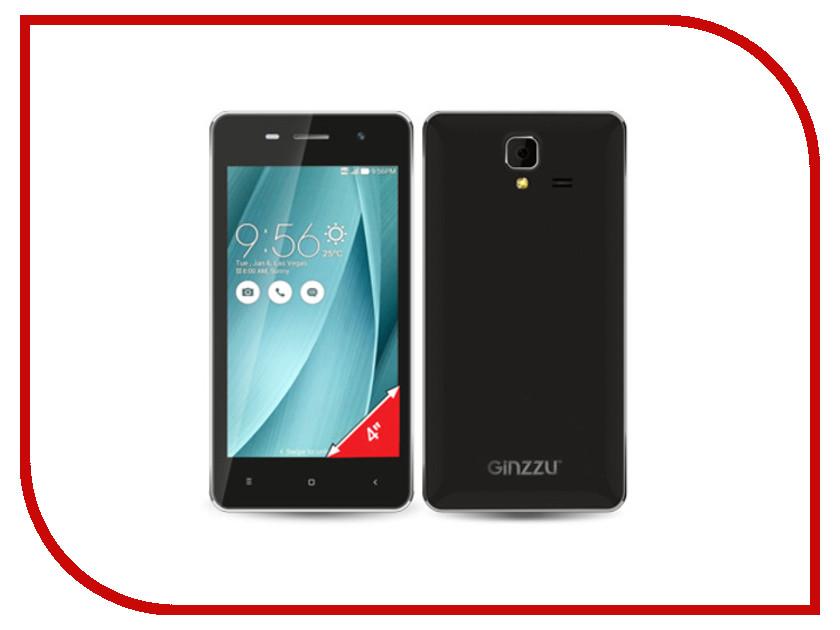 Сотовый телефон Ginzzu S4010 Black<br>