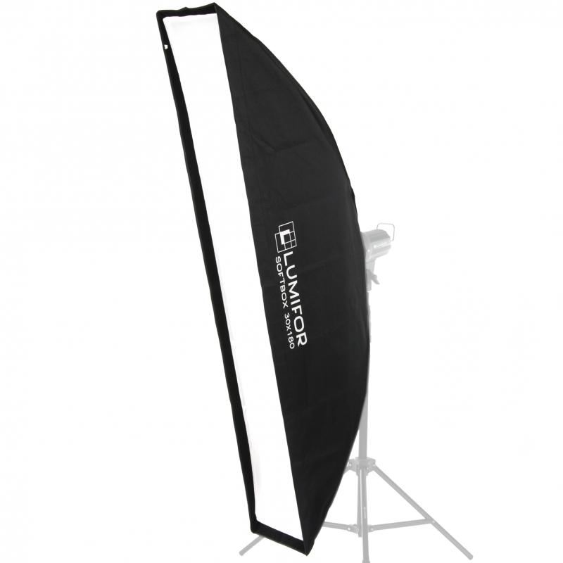 Софтбокс Lumifor Ultra 30x180cm LS-30180 цена и фото
