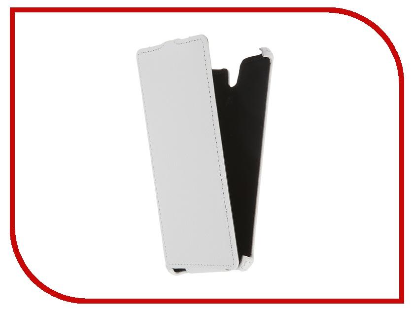 ��������� �����-���� Sony Xperia C5 Ultra Dual E5533 Gecko White GG-F-SONC5ULTRA-WH