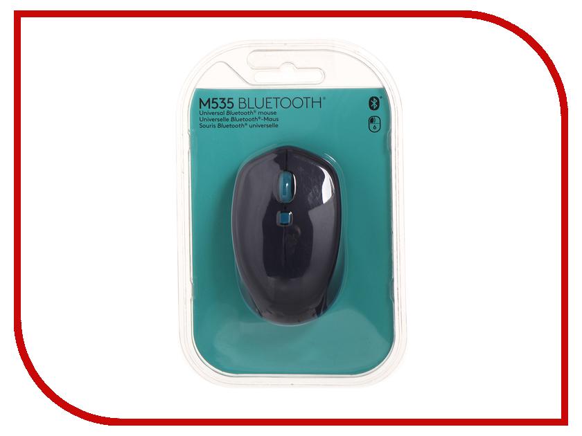 Мышь беспроводная Logitech M535 Blue 910-004531