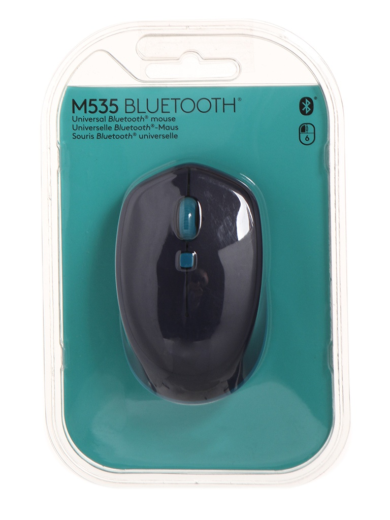 Мышь Logitech M535 Blue 910-004531