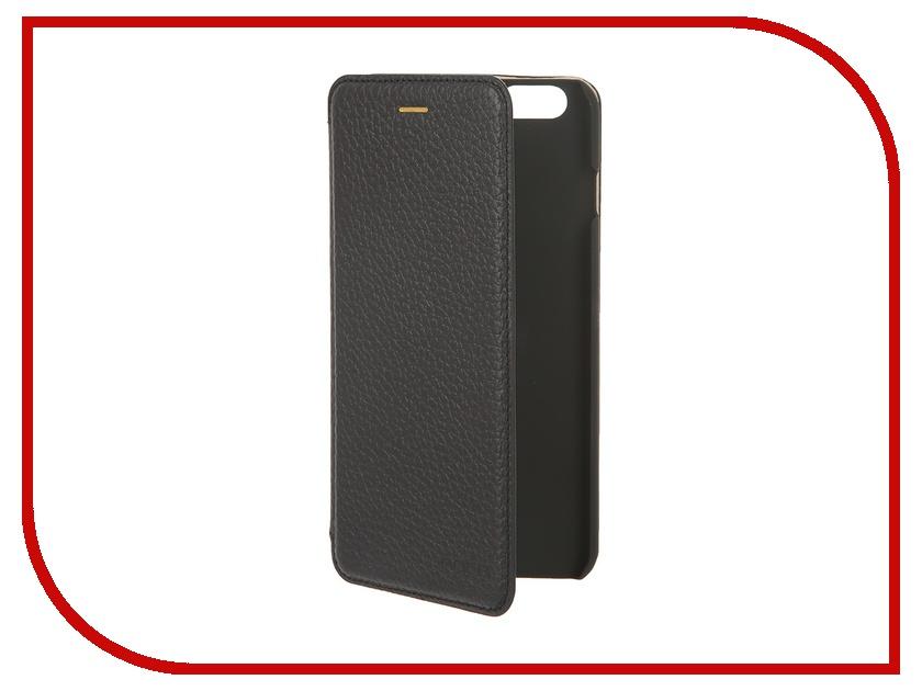 Аксессуар Чехол ROCK Jazz Series для iPhone 6 Plus Black<br>