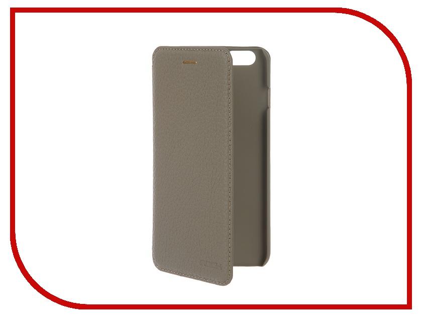 Аксессуар Чехол Rock Jazz Series для iPhone 6 Plus Grey аксессуар чехол rock elite series для iphone 7 plus black