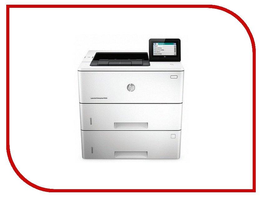 Принтер HP LaserJet Enterprise M506x принтер hewlett packard hp laserjet pro 400 m401n