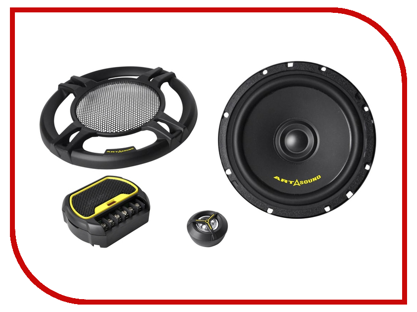 Автоакустика Art Sound AE 6.2