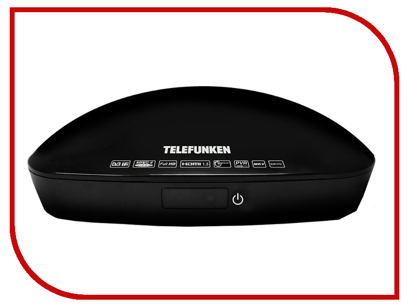 Тюнер Telefunken TF-DVBT208