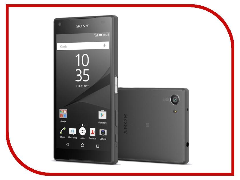 Сотовый телефон Sony E5823 Xperia Z5 Compact Graphite Black<br>