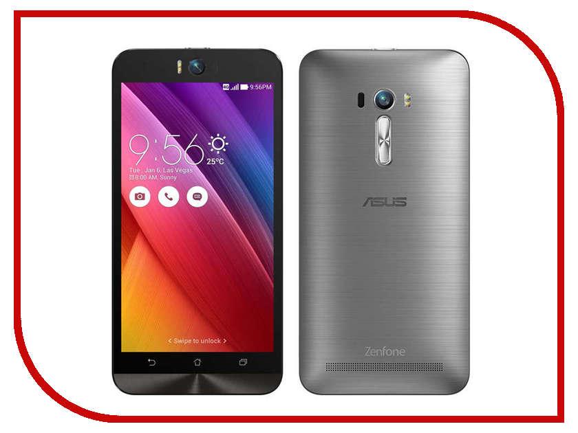 Сотовый телефон ASUS ZenFone Selfie ZD551KL 32Gb Silver<br>