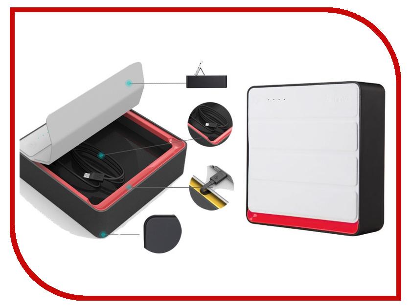 Аккумулятор iHave Cov-Box 24000 mAh Black-Red<br>