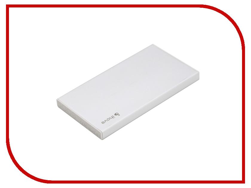 Аккумулятор iHave Boss 5000 mAh ia1350 Silver<br>