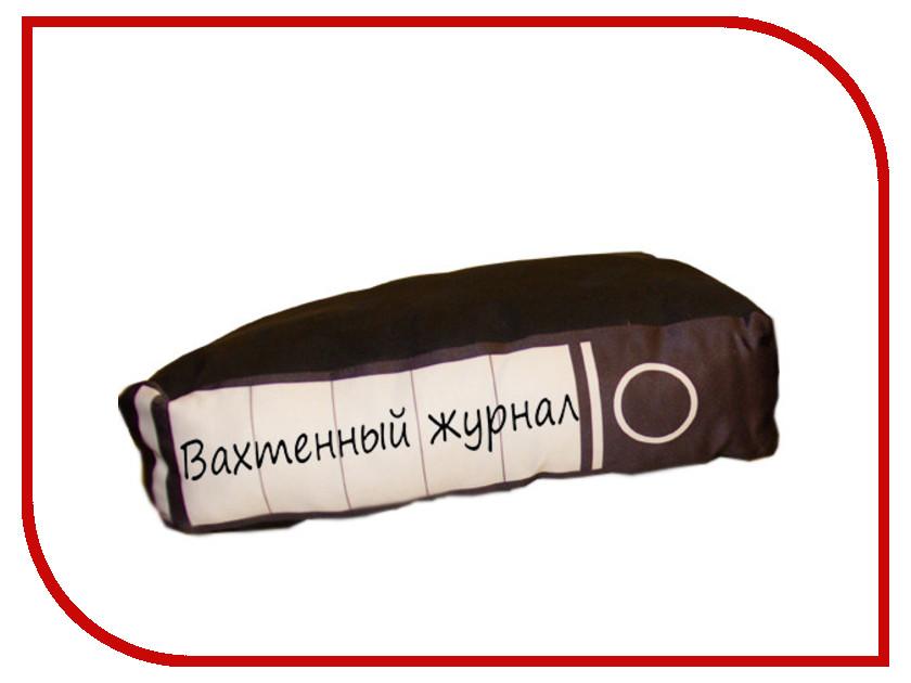 Гаджет Элеганс подушка замшевая ПАПодушка Вахтенный журнал<br>