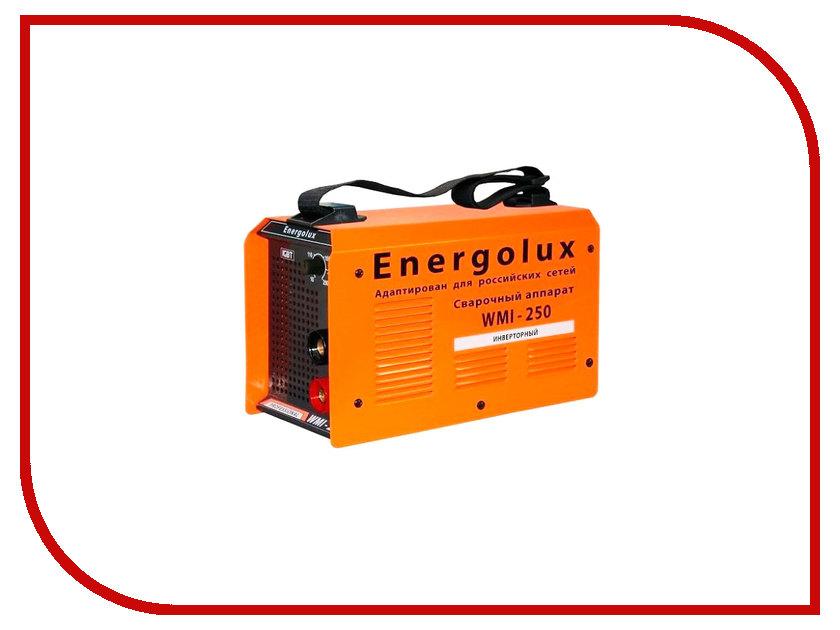 Сварочный аппарат Energolux WMI-250 сварочный аппарат интерскол иса 250 10 6