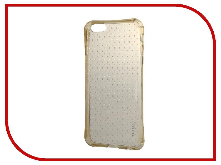 Аксессуар Чехол-накладка HOCO Armor Series для iPhone 6 Plus Golden<br>