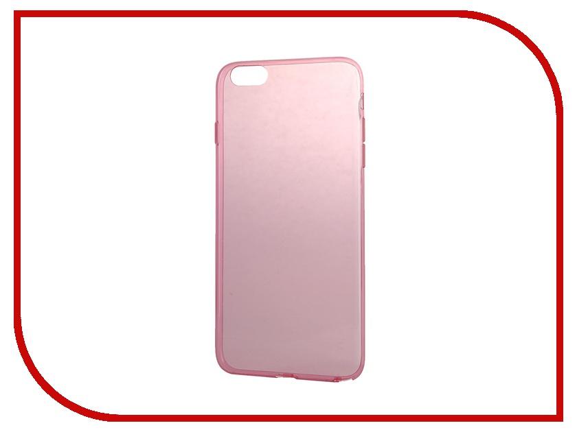 Аксессуар Чехол-накладка HOCO Light Series для iPhone 6 Plus Rose<br>