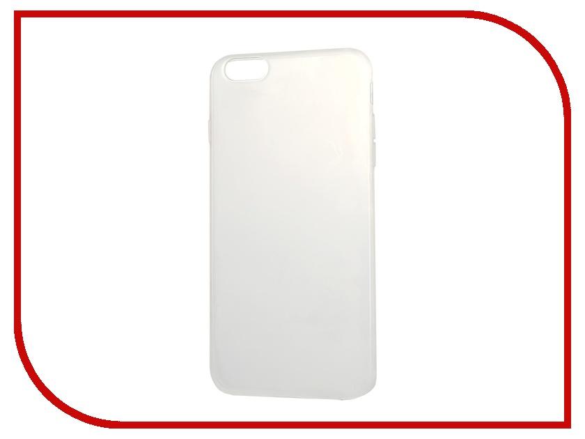 Аксессуар Чехол-накладка HOCO Light Series для iPhone 6 Plus Transparent<br>
