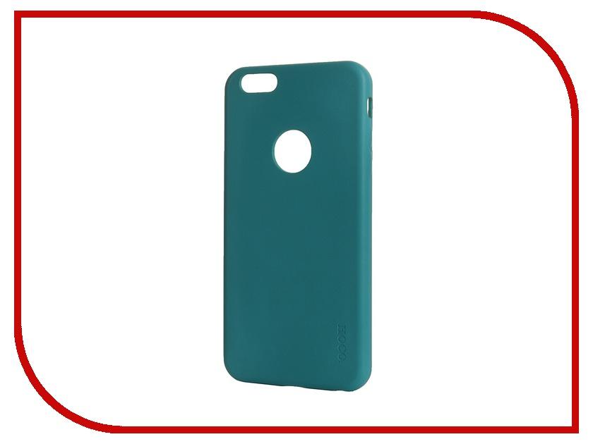 Аксессуар Чехол-накладка HOCO Paris Series для iPhone 6 Plus Blue