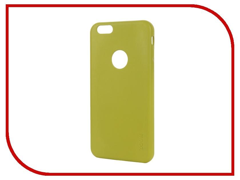 Аксессуар Чехол-накладка HOCO Paris Series для iPhone 6 Plus Green<br>