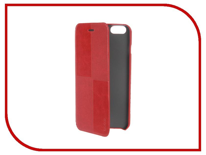 Аксессуар Чехол HOCO Crystal Fashion для iPhone 6 Plus Red<br>
