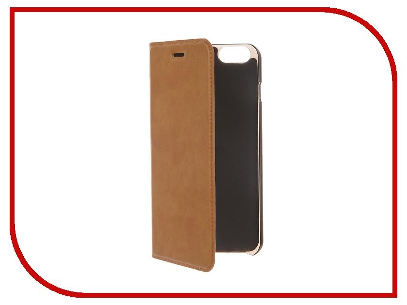 Аксессуар Чехол HOCO Luxury Series для iPhone 6 Plus Brown<br>