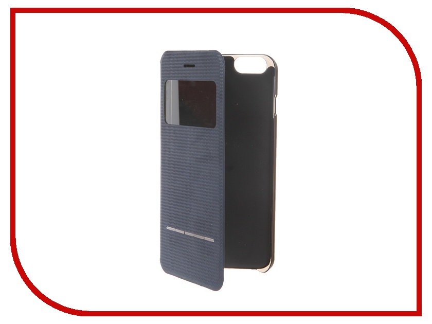 Аксессуар Чехол HOCO Smart Series для iPhone 6 Plus Sapphire<br>