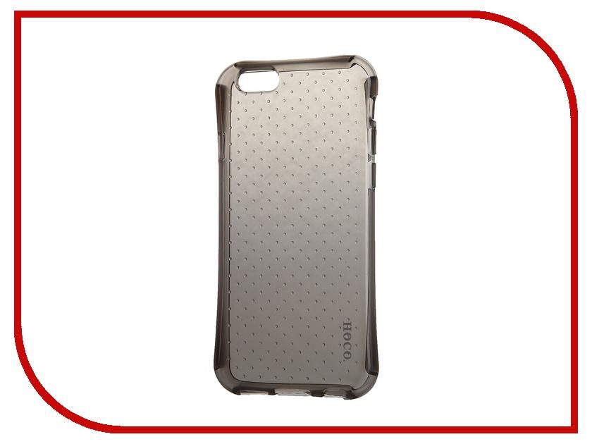 Аксессуар Чехол-накладка HOCO Armor Series для iPhone 6 Black<br>