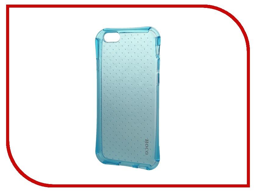 Аксессуар Чехол-накладка HOCO Armor Series для iPhone 6 Blue<br>