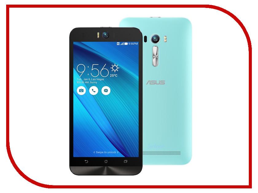 Сотовый телефон ASUS ZenFone 2 Selfie ZD551KL 16Gb Blue 90AZ00U4-M01260<br>