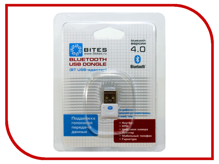 Bluetooth передатчик 5bites BTA40-03