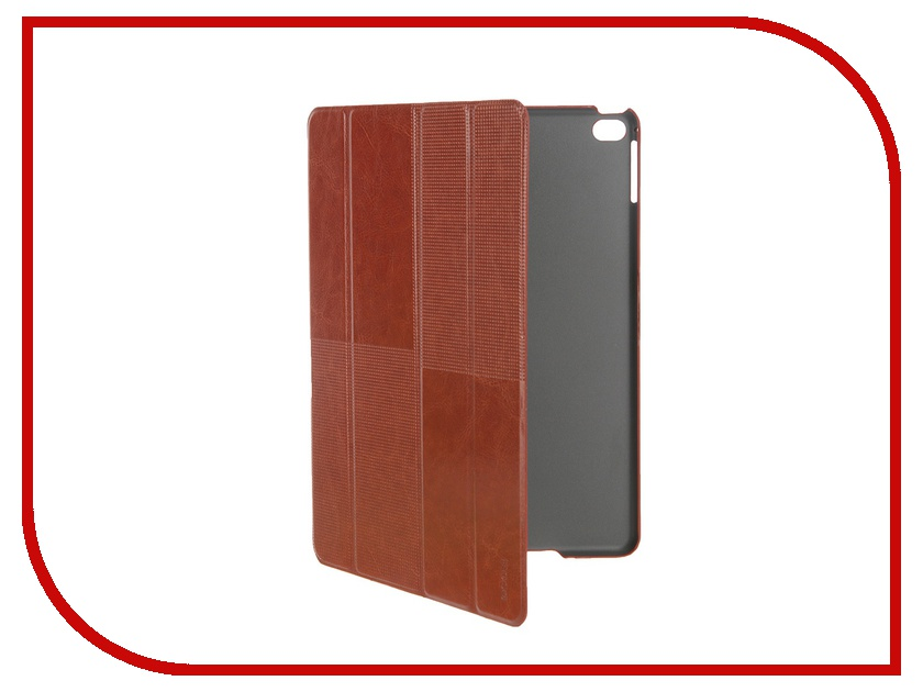 Аксессуар Чехол HOCO Crystal Fashion для APPLE iPad Air 2 Brown
