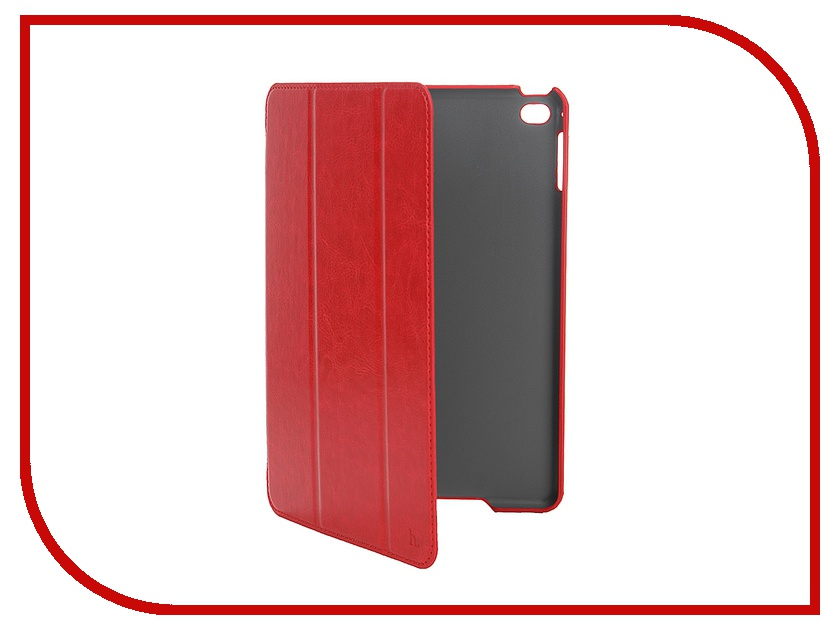 Аксессуар Чехол HOCO Crystal для Apple iPad mini 2 mini retina/mini 3 Red