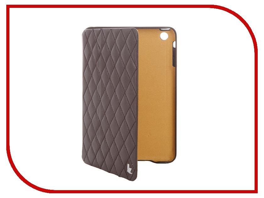 ��������� ����� Jison Case ��� APPLE iPad mini 2 Retina / iPad mini 3 Brown JS-IM2-02H