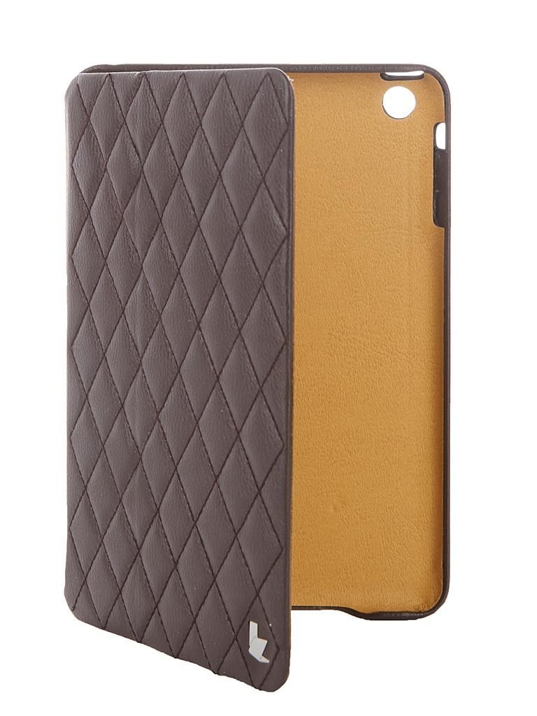 Аксессуар Чехол Jison Case для APPLE iPad mini 2 Retina / iPad mini 3 Brown JS-IM2-02H<br>