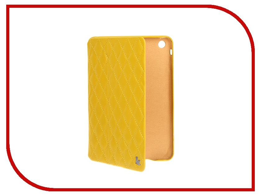 Аксессуар Чехол Jison Case для APPLE iPad mini Yellow JS-IDM-02G<br>