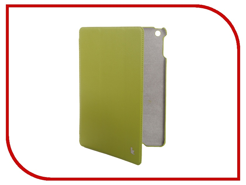 Аксессуар Чехол Jison Case PU для APPLE iPad Air Green JS-ID5-09T