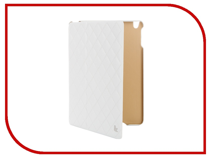 Аксессуар Чехол Jison Case для APPLE iPad Air White JS-ID5-02H<br>