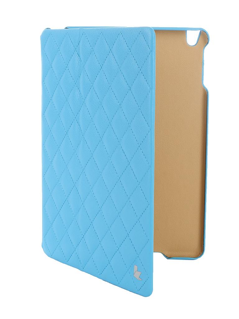 Аксессуар Чехол Jison Case для APPLE iPad Air Blue JS-ID5-02H<br>