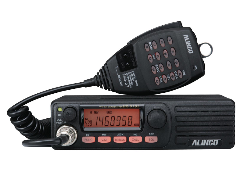 Рация Alinco DR-B185R