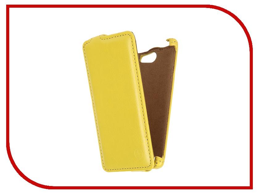 Аксессуар Чехол-флип Philips S309 Pulsar Shellcase Yellow PSC0797