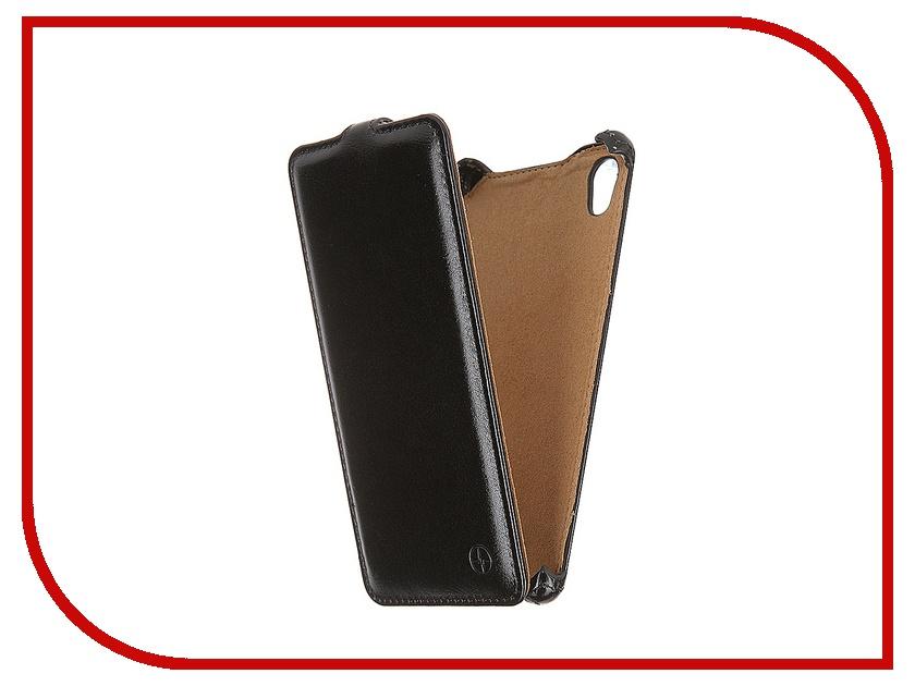 Аксессуар Чехол-флип Sony Xperia Z5 Premium Pulsar Shellcase Black PSC0806<br>
