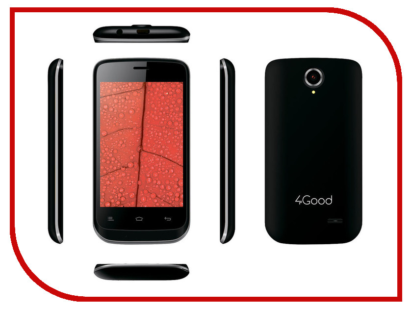 Сотовый телефон 4Good S350m 3G<br>