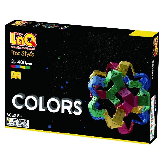 Конструктор LAQ Free Style Colors<br>