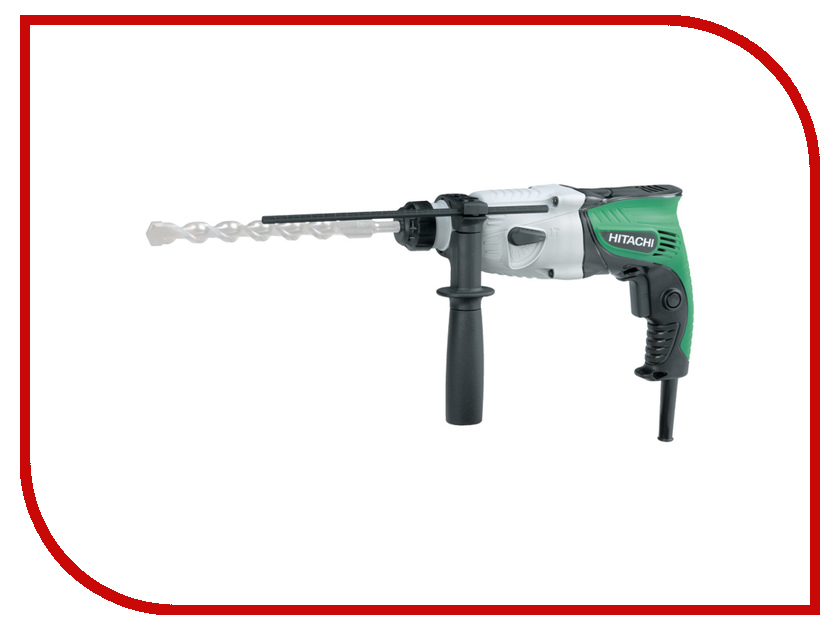 Перфоратор Hitachi DH22PG перфоратор hitachi dh45mr