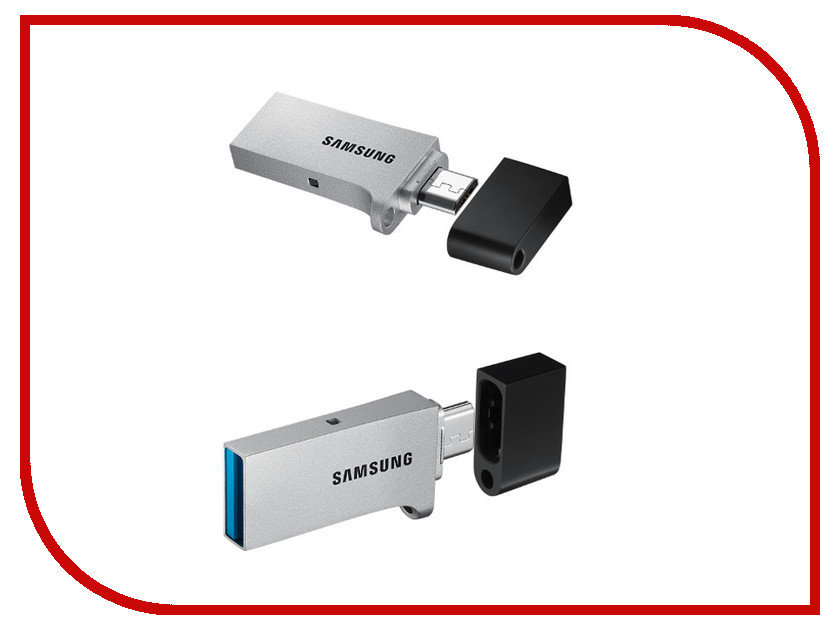 USB Flash Drive 32Gb - Samsung USB 3.0 MUF-32CB/APC<br>