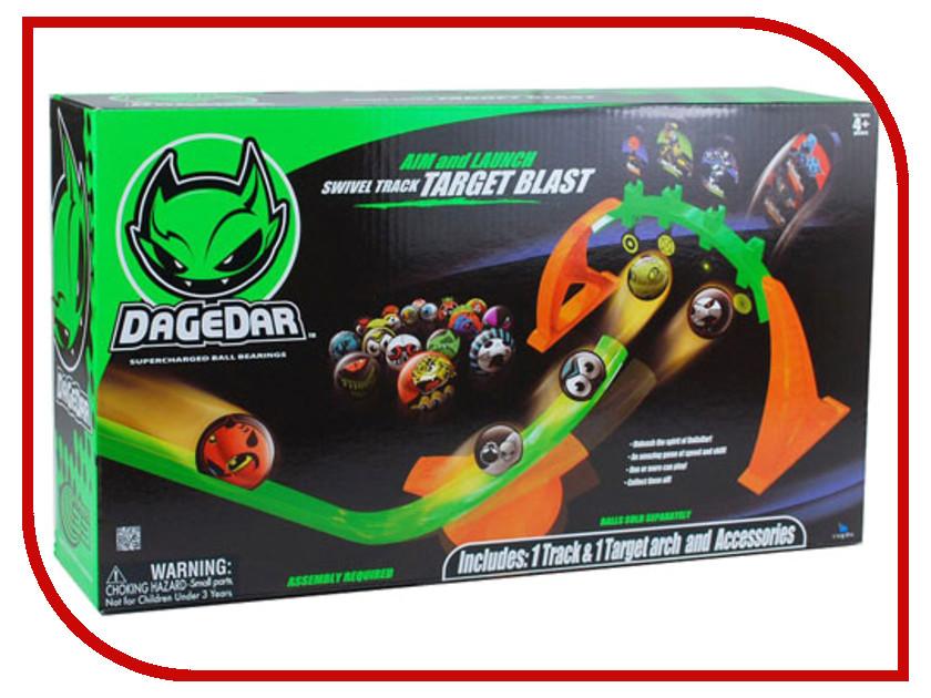 Настольная игра DaGeDar Зона мишени с супербыстрым шаром 61021WB<br>