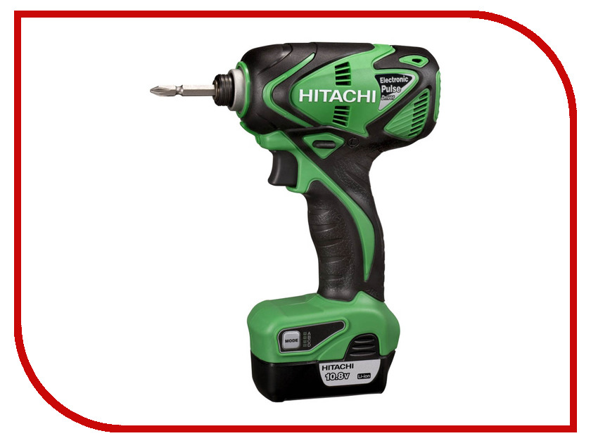 Гайковерт Hitachi WM10DBL гайковерт hitachi wm14dbl