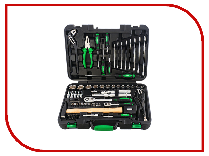 Набор инструмента Hitachi 774014 набор инструмента hitachi 774019