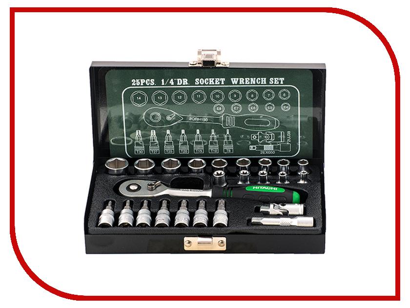 цены  Набор инструмента Hitachi 774010