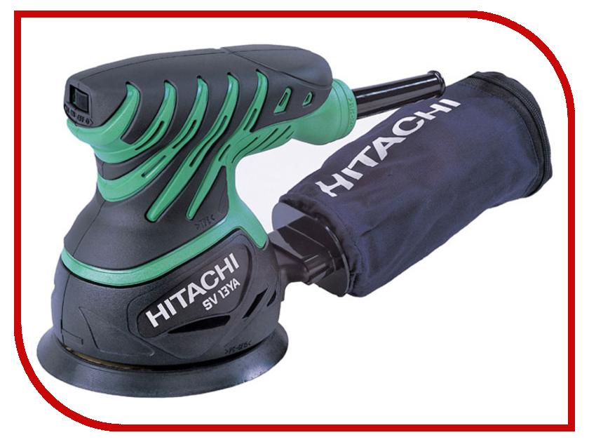 Шлифовальная машина Hitachi SV13YA шлифовальная машина hitachi g18st