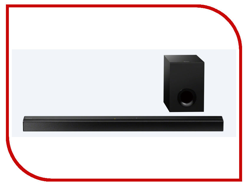 Звуковая панель Sony HT-CT80 звуковая панель sony ht ct290 черный [htct290 ru3]