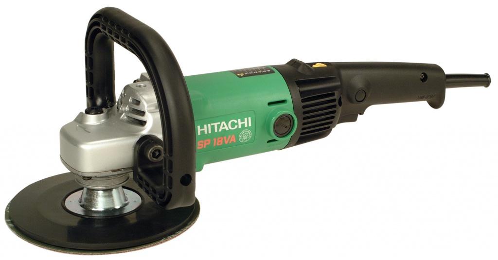 Шлифовальная машина Hitachi SP18VA